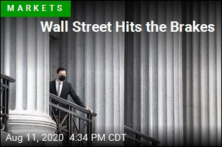 Wall Street Hits the Brakes