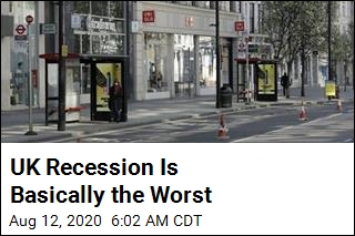 UK Recession Is Basically the Worst