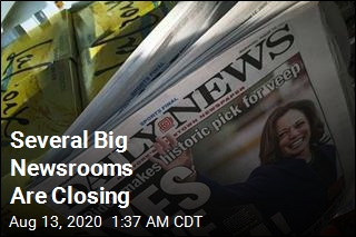 Several Big Newsrooms Are Closing