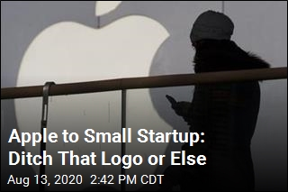 Apple Sues 5-Employee Startup Over Its Logo