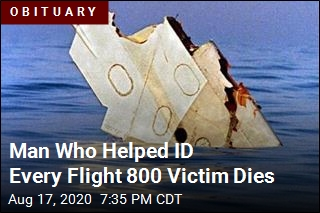 Medical Examiner Helped ID Every Flight 800 Victim