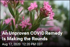 An Unproven COVID Remedy Is Making the Rounds