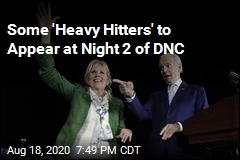 Party Elders to Dominate Night 2 of Dem Convention