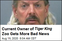Current Owner of Tiger King Zoo Gets More Bad News