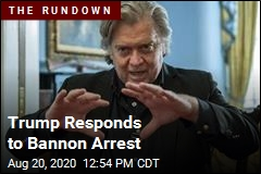 Steve Bannon Was Arrested on a Yacht