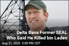 Delta Bans Former SEAL Who Said He Killed bin Laden