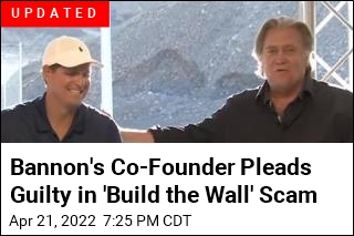 Steve Bannon Joked About Taking Money From Donors