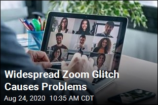 Widespread Zoom Glitch Causes Problems