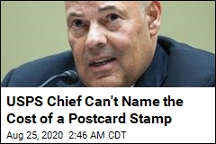 USPS Chief: 'I Know Very Little About Postage Stamps'