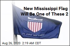 Here Are the Final 2 Mississippi Flag Contenders