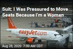 Suit: I Was Pressured to Move Seats Because I'm a Woman