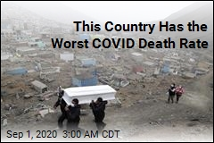 This Country Has the Worst COVID Death Rate