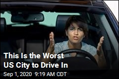 This Is the Worst US City to Drive In