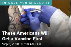 These Americans Will Get a Vaccine First