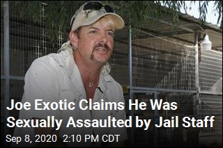Joe Exotic Wants Trump to Pardon Him