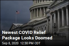 Newest COVID Relief Package Looks Doomed