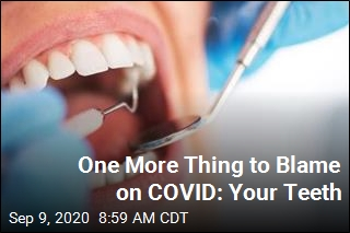 Cracked Tooth? Blame COVID