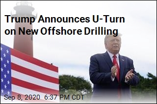 Trump Extends Ban on New Offshore Drilling