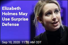 Elizabeth Holmes May Mount Insanity Defense