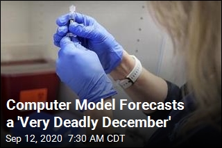 Computer Model Forecasts a 'Very Deadly December'
