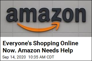 Amazon Needs 100K Additional Workers ASAP