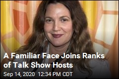 A Familiar Face Joins Ranks of Talk Show Hosts