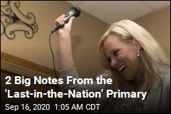 2 Big Notes From the 'Last-in-the-Nation' Primary