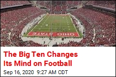 The Big Ten Changes Its Mind on Football