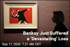 Banksy Just Suffered a 'Devastating' Loss