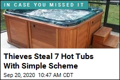 Someone Is Stealing Hot Tubs and Lots of Beef in Canada