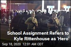 School Assignment Refers to Kyle Rittenhouse as 'Hero'