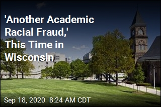 'Another Academic Racial Fraud,' This Time in Wisconsin
