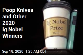 Here Are Your 2020 Ig Nobel Winners