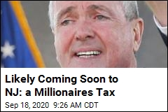 Likely Coming Soon to NJ: a Millionaires Tax