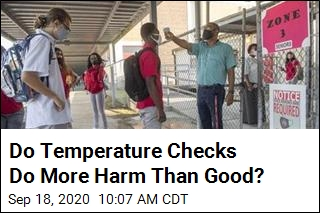 Do Temperature Checks Do More Harm Than Good?