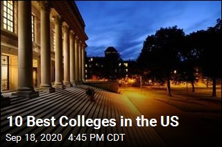 10 Best Colleges in the US