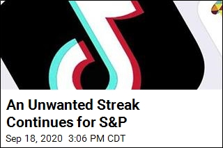 An Unwanted Streak Continues for S&P