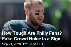 Philly Fans Are Tough, Even When They Don't Exist