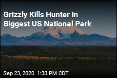 Grizzly Kills Hunter in Biggest US National Park