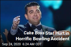 Cake Boss Star Hurt in Horrific Bowling Accident