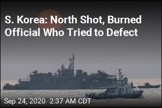 S. Korea: North Shot, Burned Would-Be Defector
