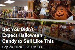 Bet You Didn't Expect Halloween Candy to Sell Like This