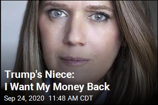 Trump's Niece: I Want My Money Back