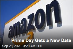 Delayed by Coronavirus, Amazon's Prime Day Is Coming