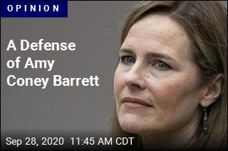 A Defense of Amy Coney Barrett