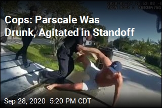 Cops: Parscale Was Drunk, Agitated in Standoff
