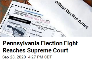 Smaller Supreme Court Gets First Election Test