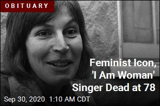 Feminist Icon, 'I Am Woman' Singer Dead at 78