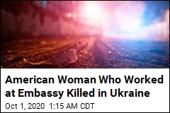 American Embassy Worker in Ukraine Killed While Jogging