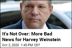 Harvey Weinstein Is Hit With 3 More Counts of Rape